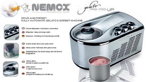 Macchine da gelato domestiche di altissima qualità