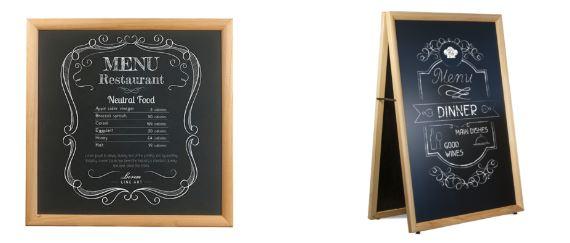 Rigid PVC foam boards with frame or floor