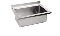Large single bowl sink professional