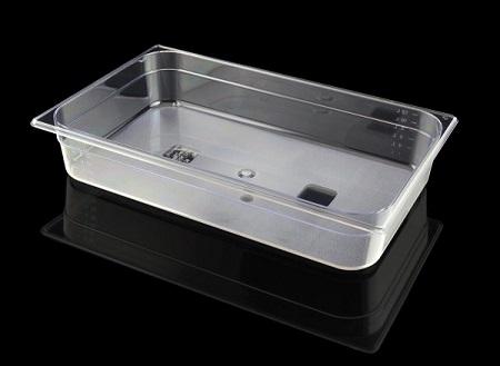 Gastronorm 1/1 530x325 mm in Tritan