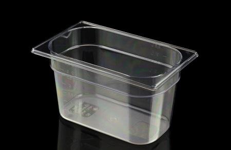 Gastronorm 1/4 265x162 mm en Tritan