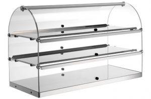 VET6035 - Showcase neutral - 3 floors, dim. 80X35X50