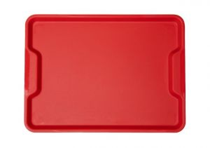 GEN-100603 Polypropylene tray - Ergonomic collection - Fast food - External measures 41.5x30.5 cm