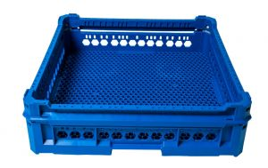 GEN-100106 BASE BASKET NARROW MESH WITH RISE h 120mm