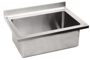 LV6005 Top lavello in acciaio inox AISI 304 dim.1000X600 TV