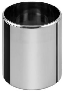 VGCV00-ALB Carapina in professional AISI 304 stainless steel 20x23.5h cm CERTIFIED