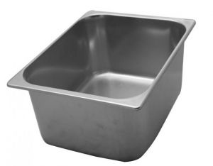 VG332518 Stainless steel ice cream tray 330x250x h180mm