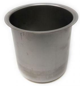 VGCV-GE1415 Mini stainless steel carapina 2.2 liters diameter 140x150h