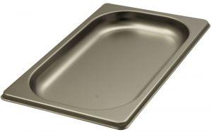 GST1/4P020 Contenitore Gastronorm 1/4 h20 in acciaio inox AISI 304