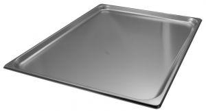 GST2/1P020 Contenitore Gastronorm in acciaio  2/1 650x530 x H20 mm