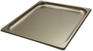 GST2/3P020 Contenitore Gastronorm 2/3 h20 in acciaio inox AISI 304