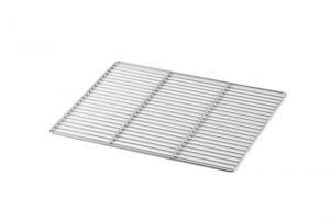 GSTGR2i Griglia per GN 2/1 acciaio inox AISI 304