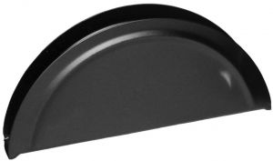 ITP203 Napkin holder BLACK STEEL