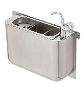LVPCAR Lavaporzionatore Icecream scoop washer stainless steel professional
