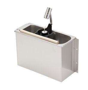 LVPCARS  Lavaporzionatore carenato STANDARD ideale per il risparmio dell'acqua