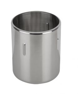 VGCV00AR Carapina ANTIROTAZIONE in stainless steel professional